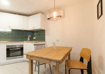 Reforma d'habitatges al C/Malnom 6