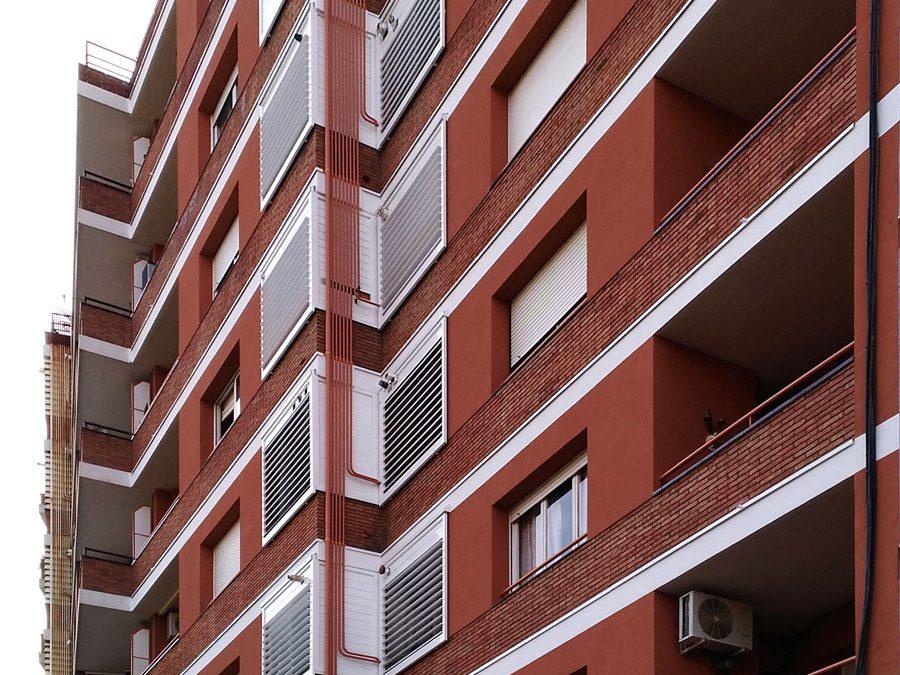 Rehabilitació de façana al C/Cultura